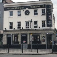 Marquis of Cornwallis Bethnal Green Fast-Track Refurbishments