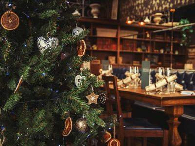 pub christmas refurbishment
