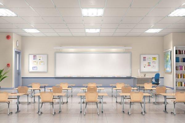 education sector refurbishment