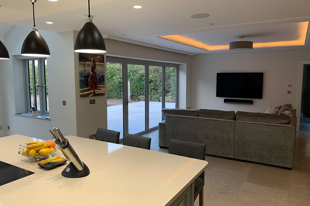 Large Residential Renovations London & South-East